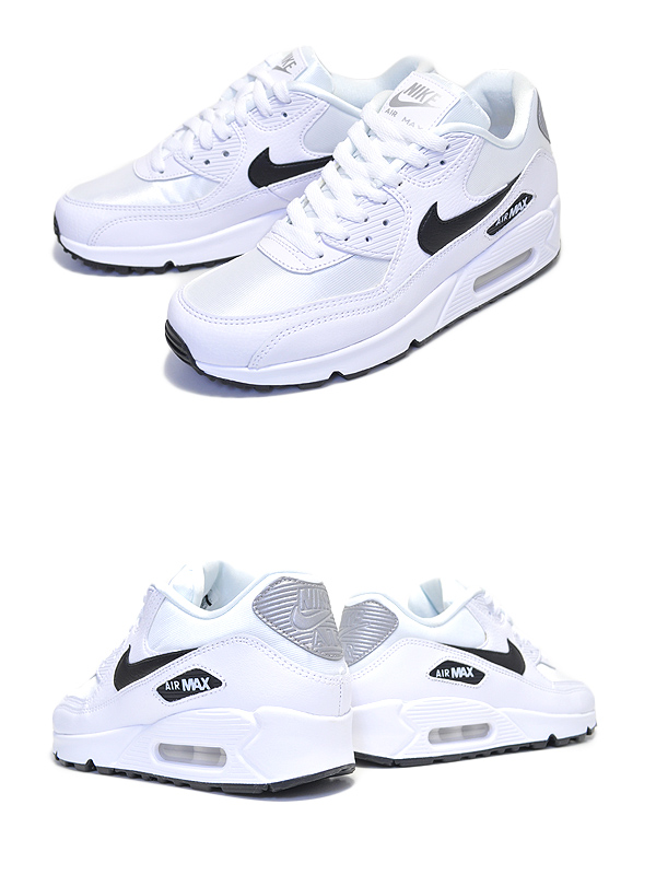 a014a896f5 ... Among published by advantageous discount coupon! NIKE WMNS AIR MAX 90  white/black- ...