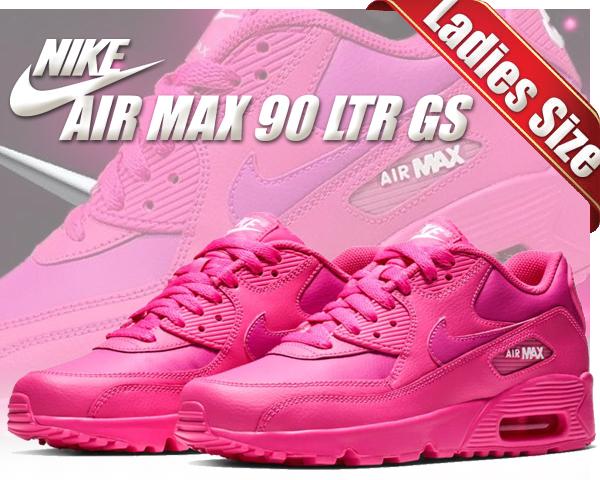 nike air max womens 90 fuchsia pink