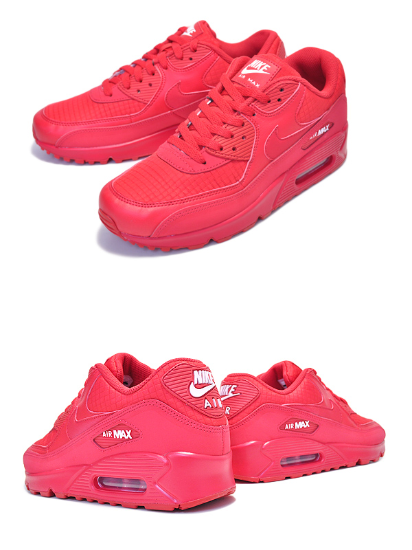 Among published by advantageous discount coupon! NIKE AIR MAX 90 ESSENTIAL university redwhite sneakers men red red essential aj1285 602