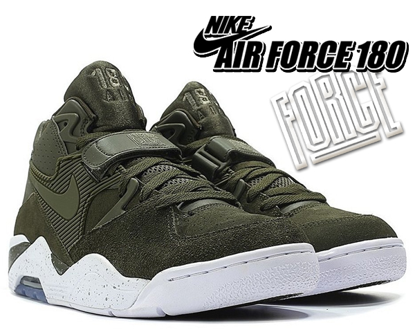 Among published by advantageous discount coupon! NIKE AIR FORCE 180 cargo khakicargo khaki white 310,095 300 sneakers Charles Berkeley AF