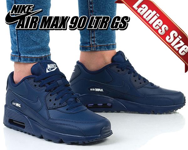 New Collections US Men's Nike Air Max 90 Leather Premium Running Shoes BlackGraniteAnthraciteCrimson Coupon Code