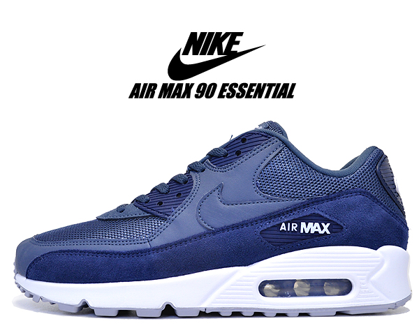 air max 90 essential blu