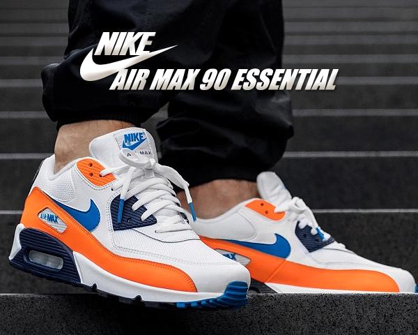 air max 90 essential orange