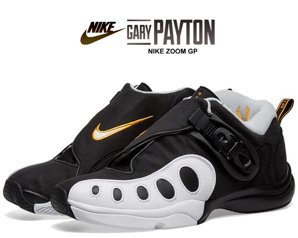 お得な割引クーポン発行中!!【あす楽 対応!!】【送料無料 ナイキ ズーム GP】NIKE ZOOM GP black/white-canyon gold ar4342-002 日本未発売 スニーカー ゲイリーペイトン グローブ ブラック ホワイト Gary Payton