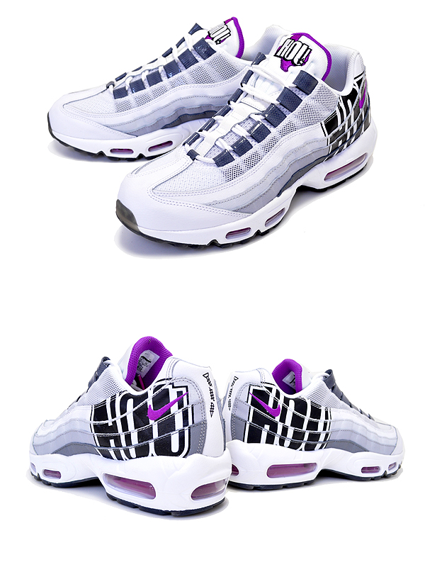 Among published by advantageous discount coupon! NIKE AIR MAX 95 CITY PRIDE HOUSTON vivid purpleblack cool grey bv1225 500 sneakers AM95 Houston