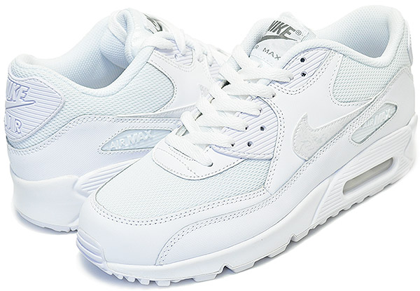 Among published by advantageous discount coupon! It is NIKE AIR MAX 90 MESH (GS) whitewhite cool gray [there is reason]