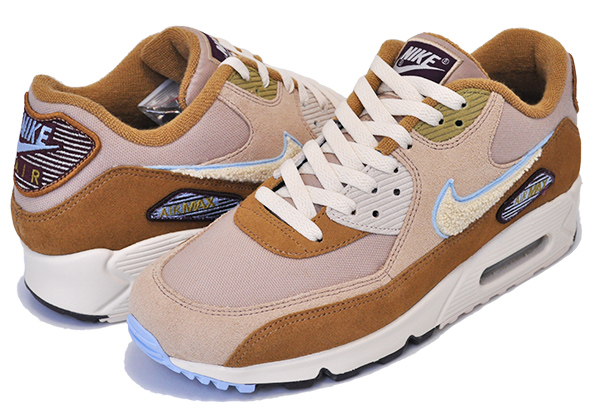 Among published by advantageous discount coupon! NIKE AIR MAX 90 PREMIUM SE muted bronzelight cream