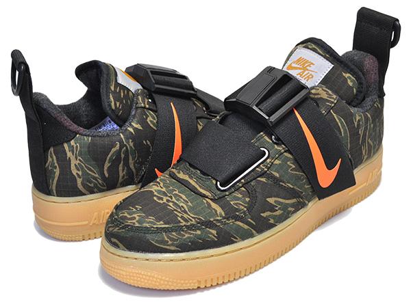 Nike x Carhartt WIP AIR FORCE 1 UT LOW PRM (AV4112 300)