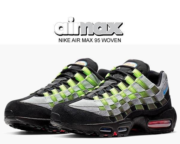 Nike Air Max 95 Woven AQ0764 001 Release Date SBD