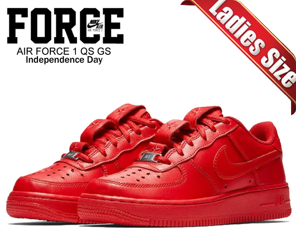 Among published by advantageous discount coupon! NIKE AIR FORCE 1 QS(GS)