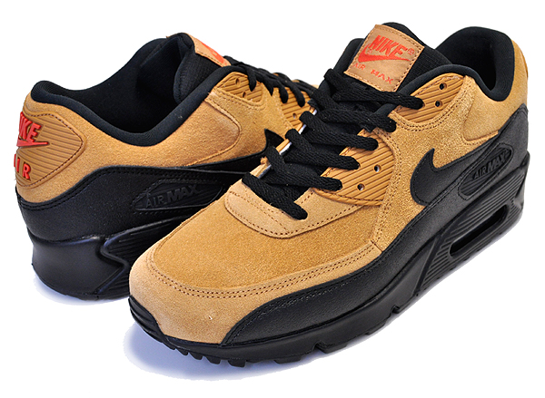 Among published by advantageous discount coupon! NIKE AIR MAX 90 ESSENTIAL wheatblack cosmic clay aj1285 700 sneakers AM90 ウィートブラウン