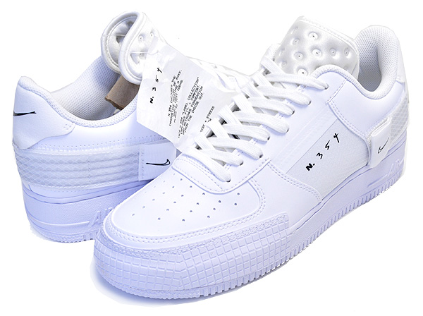 Nike Air Force 1 Type White