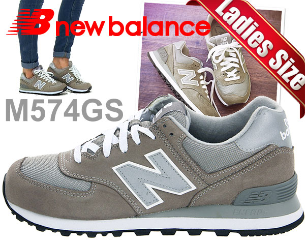on sale 27e43 317b0 Among published by advantageous discount coupon! NEW BALANCE M574GS New  Balance Lady's sneakers