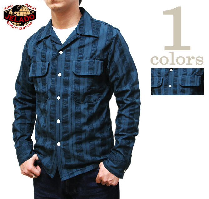 【 JELADO(ジェラード) 】 SG41150 ウエストコーストシャツ
