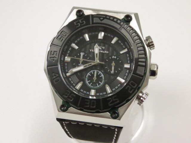 【中古品】 テクノス 腕時計 T1206SG クロノグラフ クォーツ 電池切れ 〇YR-07980〇