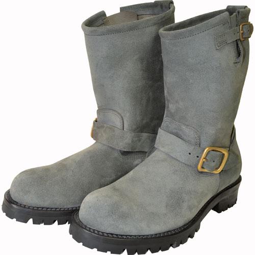 OG ENGINEER BOOTS【OG CLASSIX】【オージークラシックス】【エンジニアブーツ】【靴】【ビブラムソール】【Vibram】【牛革】【リアルレザー】【スエード】【真鍮】