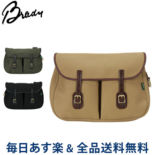 【2点300円OFFクーポン 4/15まで】 [全品送料無料] Brady ブレディー Shoulder Bag Dart Bag ダートバッグ F-DAR ショルダーバッグ