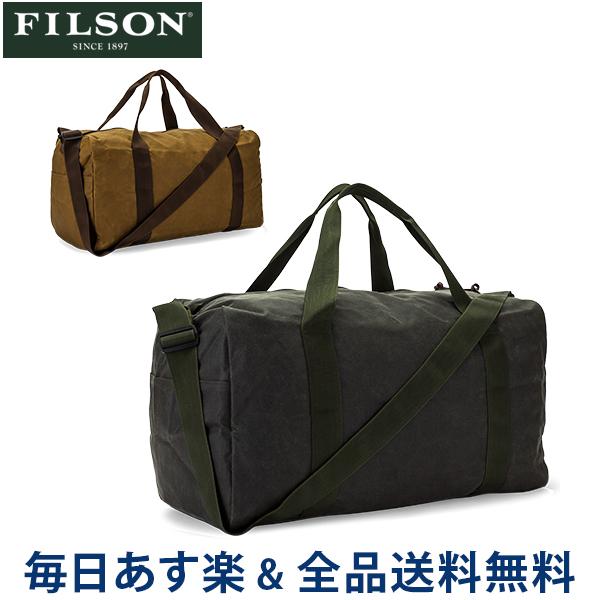 [全品送料無料]【コンビニ受取可】 フィルソン Filson ボストンバッグ フィールド ダッフル ミディアム Field Duffle - Medium 70015 メンズ レディース
