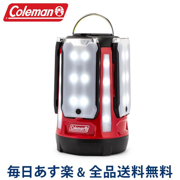 [全品送料無料] コールマン Coleman ランタン クアッド マルチパネル ランタン 2000030727 野外 アウトドア キャンプ 照明 ライト テント