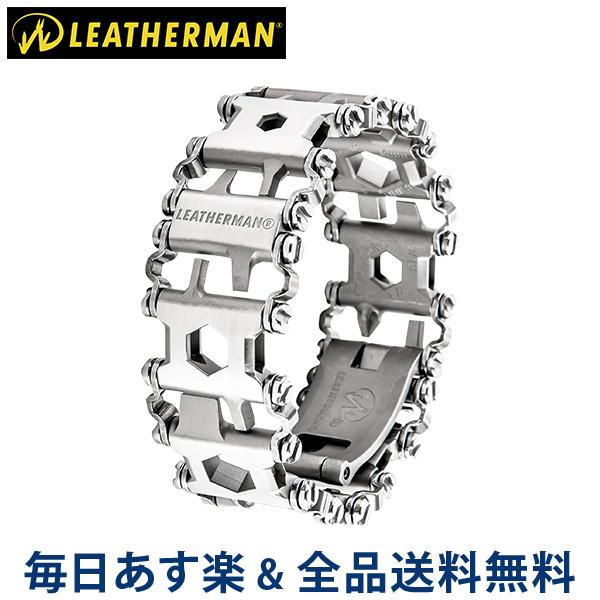 [全品送料無料] レザーマン Leatherman TREAD トレッド マルチプライヤー ブレスレット 831998 ステンレス STAINLESS アウトドア 携帯工具