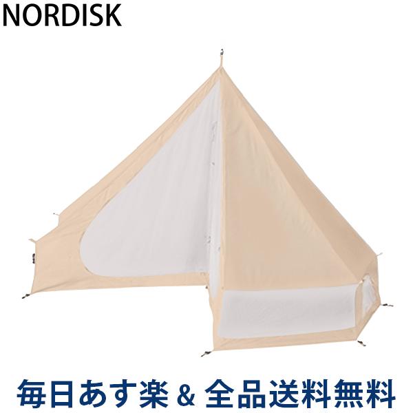 [全品送料無料]【コンビニ受取可】 ノルディスク インナーキャビン (1pc) アスガルド7.1用 個室 テント キャンプ アウトドア 144012 NORDISK Cabin (1pc) Asgard 7.1