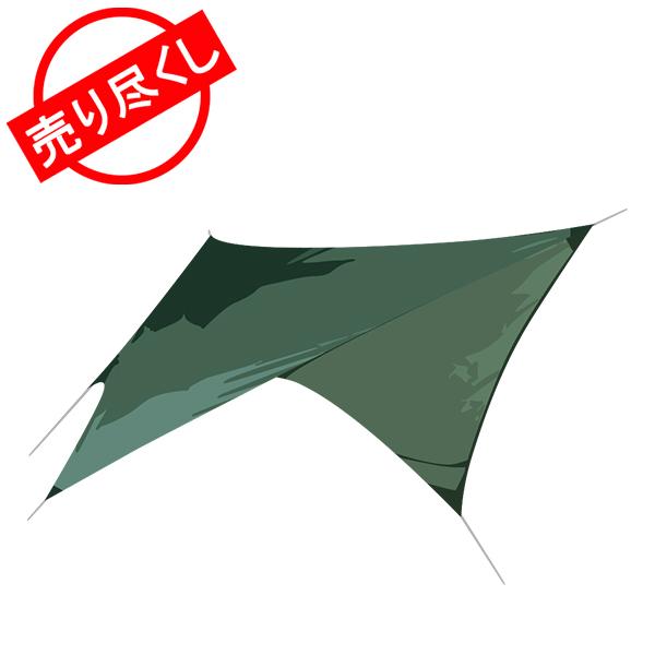 [全品送料無料] 赤字売切り価格 ノルディスク NORDISK タープ ヴォス ダイヤモンド SI 117009 フォレストグリーン Voss Diamond SI Forest Green - incl. guy-ropes キャンプ 雨よけ 日よけ