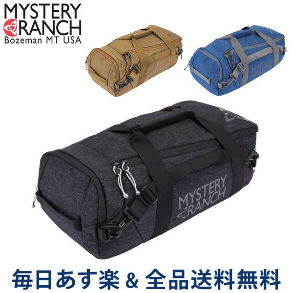 [全品送料無料] ミステリーランチ Mystery Ranch ミッションダッフル 40L ボストンバッグ ダッフルバッグ Mission Duffles 防水 アウトドア 旅行 トラベル バッグ