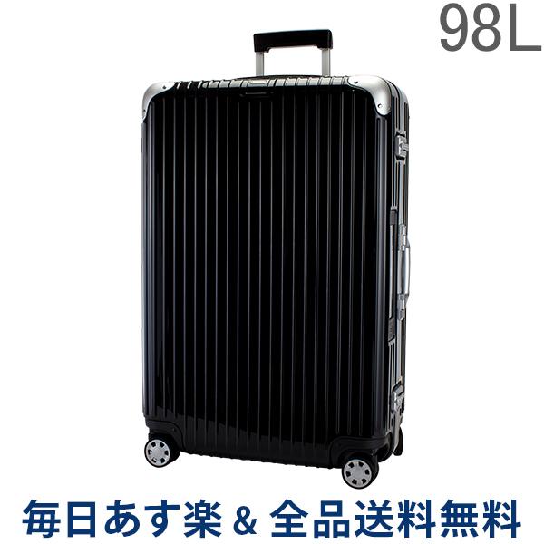 [全品送料無料] リモワ RIMOWA リンボ 98L 882.77.50.5 LIMBO Multiwheel マルチホイール Black ブラック 電子タグ 【E-Tag】