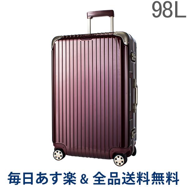 【2点200円OFF】[全品送料無料] リモワ RIMOWA リンボ 98L スーツケース キャリーケース キャリーバッグ 882.77.34.5 Limbo 電子タグ 【E-Tag】