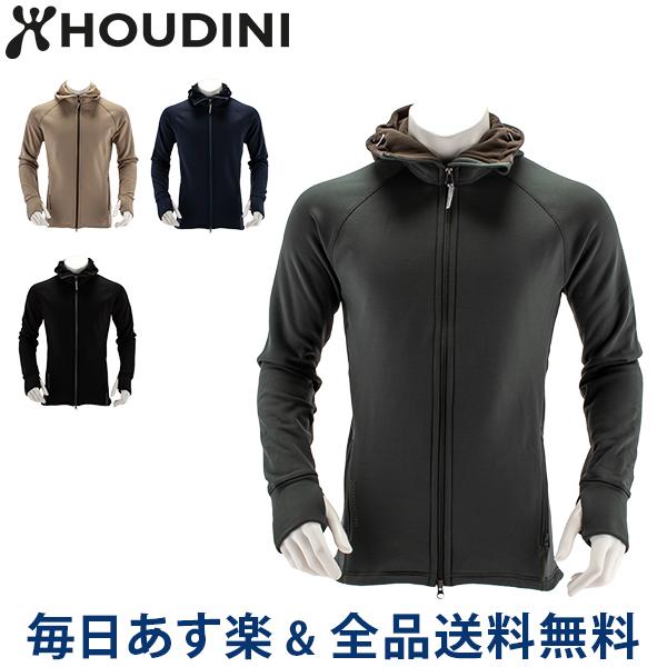 [全品送料無料] フーディニ Houdini パーカー パワー フーディ M's Power Houdi 225984 フリース フリースジャケット 暖かい メンズ