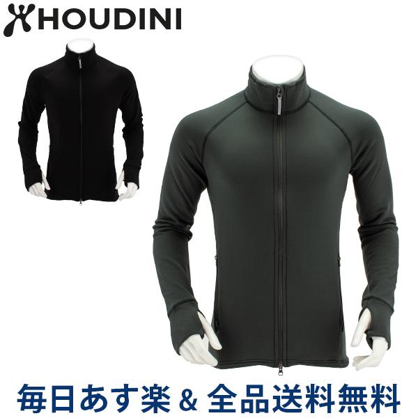 2点以上200円OFF [全品送料無料] フーディニ Houdini フリース パワージャケット M's Power Jacket 225974 フリースジャケット 暖かい メンズ 着心地