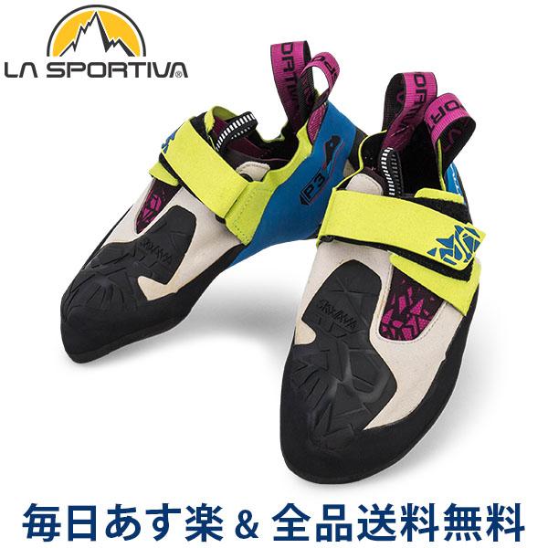[全品送料無料] スポルティバ La Sportiva 靴 スクワマ 20I705613 Skwama Woman クライミング ボルダリング ロッククライミング 人気モデル レディース あす楽