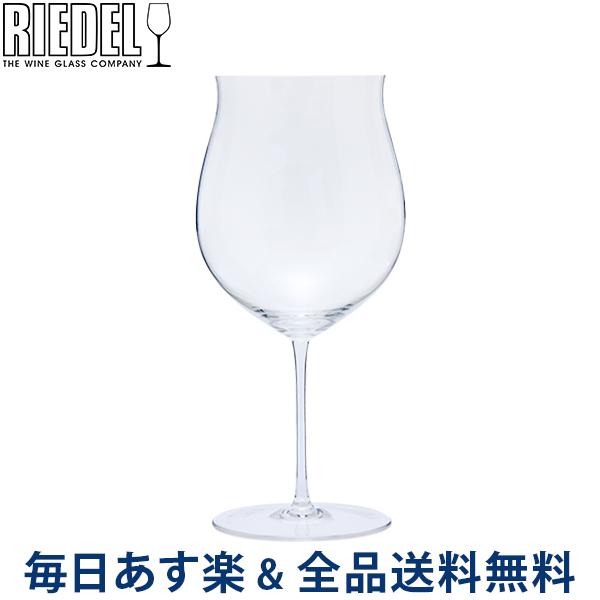 【あす楽】[全品送料無料] Riedel リーデル ワイングラス ソムリエ Sommeliers ブルゴーニュ グラン クリュ Burgunder Grand Cru (4400/16)