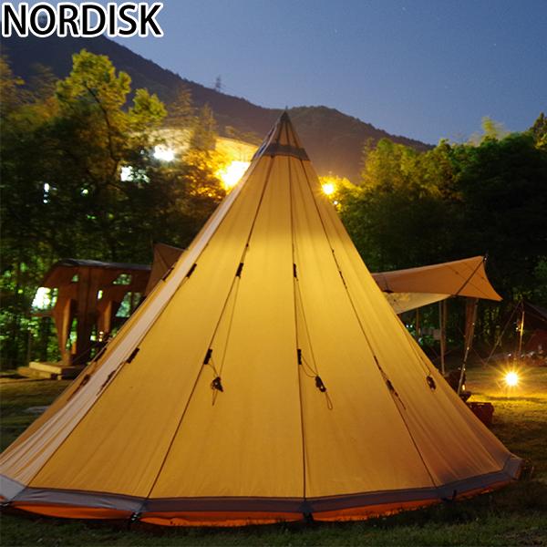 【2点200円OFF】[全品送料無料] Nordisk ノルディスク アルヘイム Alfeim 19.6 Basic ベーシック 2014年モデル 142014 テント キャンプ アウトドア 北欧