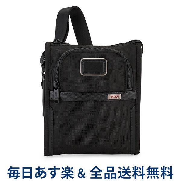 【GWもあす楽】[全品送料無料] トゥミ TUMI ショルダーバッグ ALPHA 3 ポケット バッグ スモール アルファ 3 Pocket Bag Small 1173451041 ブラック Black ショルダー あす楽