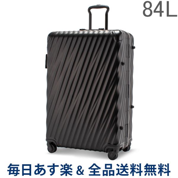 [全品送料無料] トゥミ TUMI スーツケース 84L エクステンデッド トリップ パッキング ケース 19 DEGREE ALUMINUM Extended Trip Packing Case 036869MD2 あす楽