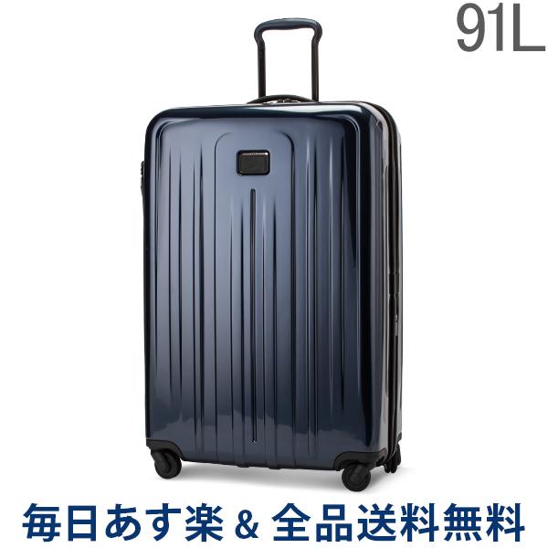 【GWもあす楽】[全品送料無料] トゥミ TUMI スーツケース 91L 4輪 エクステンデッド トリップ エクスパンダブル 4ウィールパッキングケース 124860-T176 エクリプスブルー あす楽