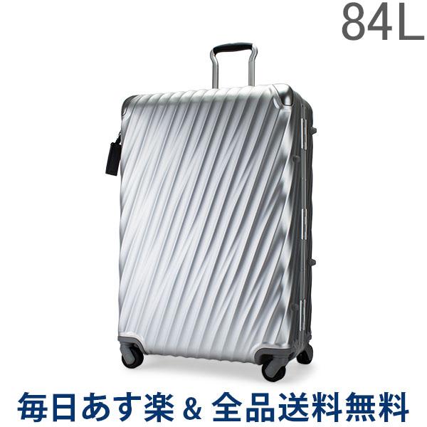 [全品送料無料] トゥミ TUMI スーツケース 84L 4輪 19 Degree Aluminum エクステンデッド・トリップ・パッキングケース 036869SLV2 シルバー キャリーケース キャリーバッグ あす楽