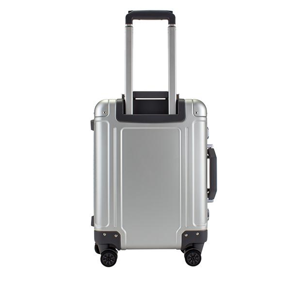 全品送料無料ゼロハリバートン Zero Halliburton スーツケース 31L 機内持ち込み アルミニウム Geo 3 0 4 Wheel Spinner Luggage ZRG2519 ジオ 4輪 旅行 出張 あす楽rdCoxBeW
