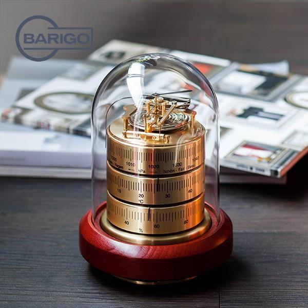[全品送料無料]Barigo バリゴ Country Home カントリーホーム Baro-Thermo-Hygrometer 温湿気圧計 (ゴールド) Goldred ゴールドレッド 3026 インドア ヘルスケアインテリア