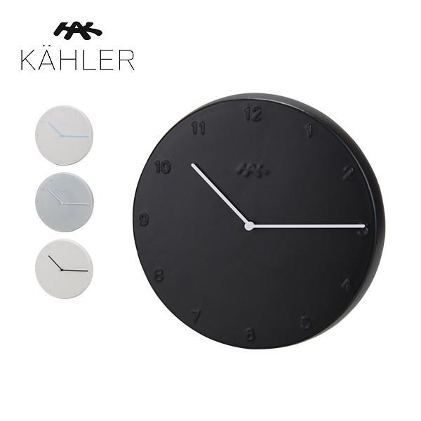 [全品送料無料]ケーラー 時計 30cm 3.5cm オラ クロック 壁掛 お洒落 インテリア Kahler