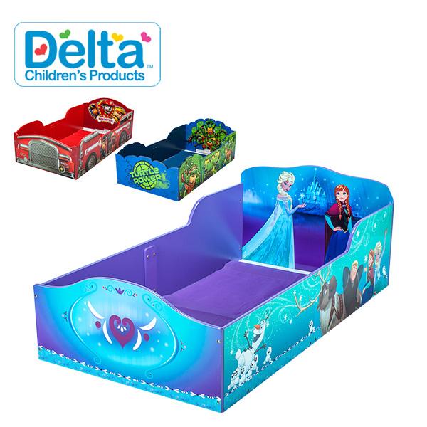 [全品送料無料]デルタ DELTA 子供用ベッド トドラーベッド WOOD TODDLER BED 子ども用 キッズ 子供部屋【数量限定Rainbow Loomの特典付】