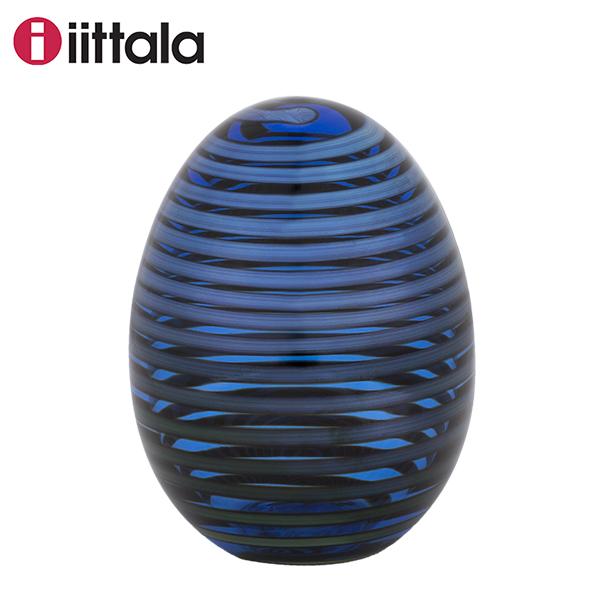 [全品送料無料] イッタラ iittala 置物 バード バイ トゥイッカ アニュアルエッグ 2018 1025842 / 6411923661201 ブルー Birds by Toikka Annual Egg オブジェ 新生活