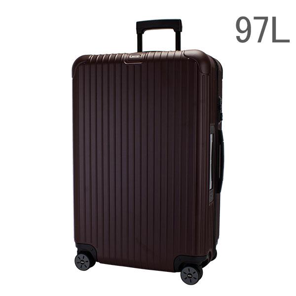 [全品送料無料]【E-Tag】 電子タグ RIMOWA リモワ スーツケース サルサ 811.77.14.5 マルチウィール 97L キャリーバッグ キャリーケース 旅行 カルモナレッド SALSA MultiWheel