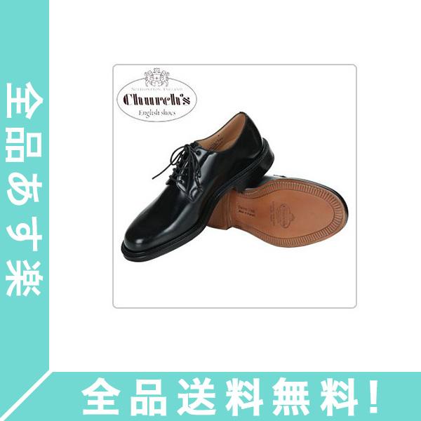 【全品3%OFFクーポン】[全品送料無料]Church's チャーチ Shannon シャノン ブラック ポリッシュド バインダー レザーソール メンズ 男性用 革靴 レザーシューズ イギリス