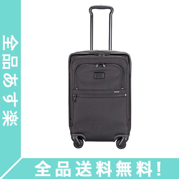 [全品送料無料]TUMI トゥミ スーツケース 4ウィール インターナショナル オフィス キャリーオン ビジネス メンズ 出張 ブラック 022616D2 Alpha Ballistic Travel/LTWT (Alpha 2 ) 4 Wheel International Office Carry-On 送料無料