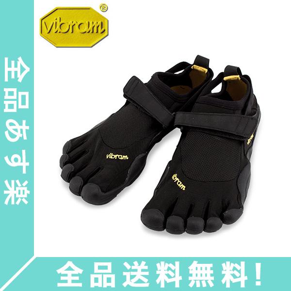 [全品送料無料] ビブラム Vibram ファイブフィンガーズ メンズ KSO M148 Black/Black ブラック/ブラック Originals Mens 10周年復刻 5本指 シューズ ベアフット靴 オリジナル