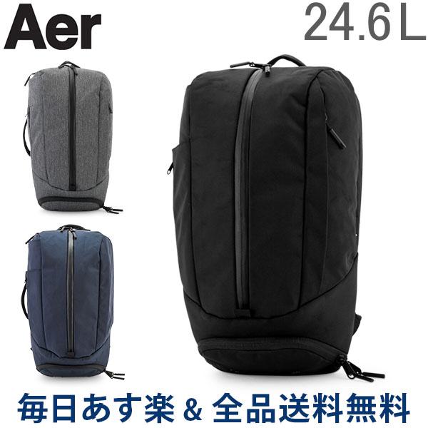【お盆もあす楽】 [全品送料無料] エアー AER リュックサック 24.6L ダッフルパック 2 DUFFEL PACK 2 バックパック 鞄 メンズ レディースジム バッグ ビジネス あす楽