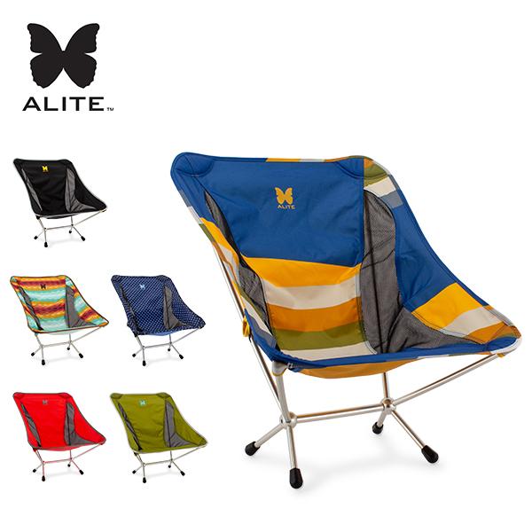 [全品送料無料] エーライト Alite Mantis Chair マンティスチェア 折りたたみチェア 4本脚 01-03D 椅子 アウトドア キャンプ 持ち運び 軽量 丈夫