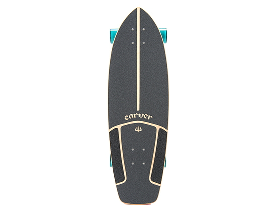 Carver Skateboards汽车酒吧滑板C7 Complete 30.25 Firefly火油炸食品